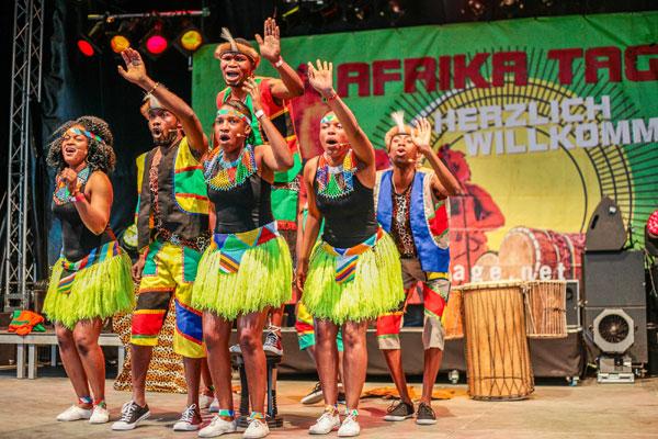 Afrika Tage München 2018