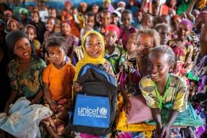 Unicef Partner der Afrika Tage